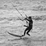 bw kitesurf session 1
